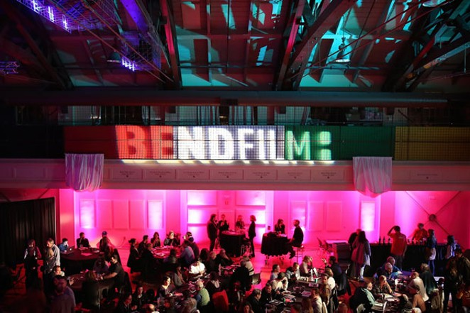 BendFilm is rolling with the COVID-19 punches and looks to improve. - COURTESY BENDFILM