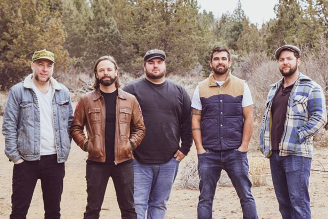 The Old Revival will revive its live show this Saturday. - COURTESY BRANDON PRINZING