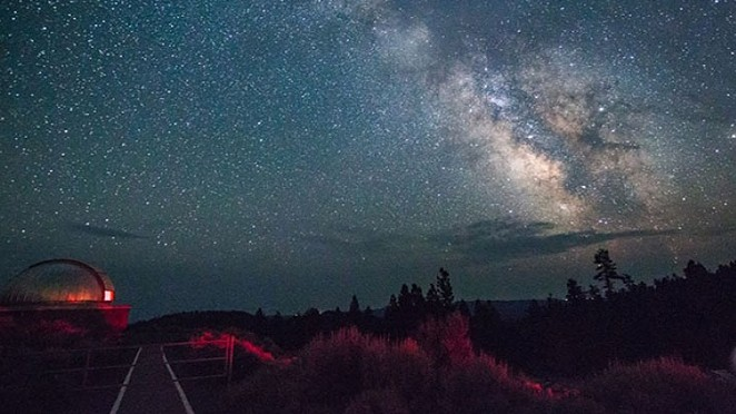 Pine Mountain Observatory. - UNIVERSITY OF OREGON