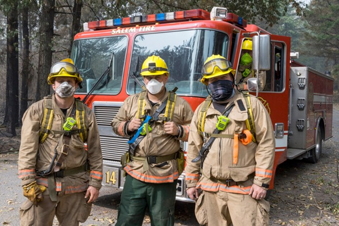 These unsung heroes can use your help. - OREGON OFFICE OF EMERGENCY MANAGEMENT
