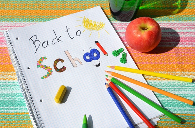 Bend-La Pine Schools students in grades K-3 will return to in-person instruction two days a week, beginning Oct. 5 - PIXABAY