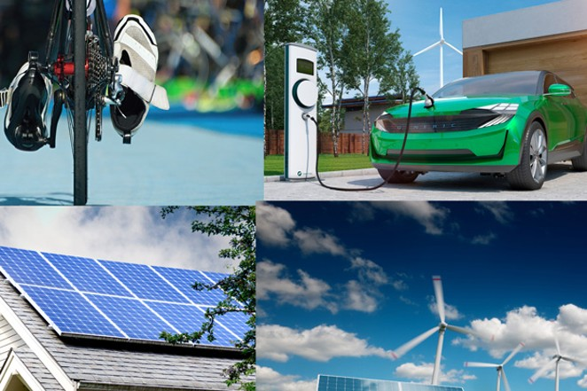 This year's Go Clean Energy Conference goes virtual. - COURTESY DESCHUTES350
