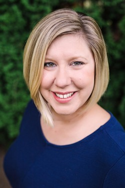 Cassi MacQueen is the executive director of Saving Grace. - CASCADE PHOTOGRAPHY