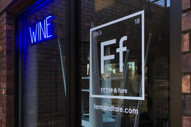 FERM & Fare recently opened in downtown Bend. - JESS MCCOMB