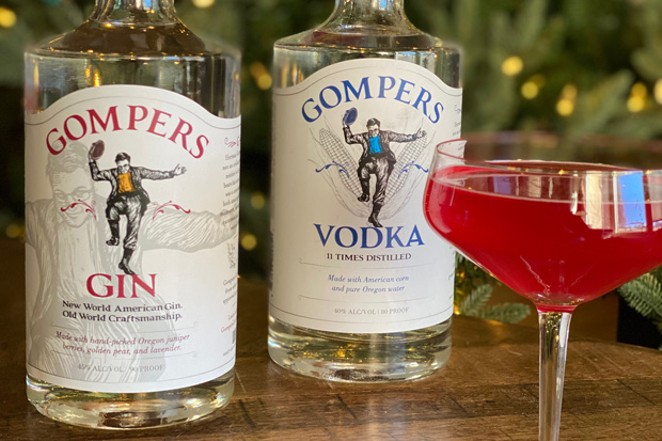 COURTESY GOMPERS DISTILLERY
