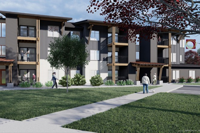 A look at the virtual groundbreaking of the Stillwater Crossing Apartments. - WISHCAMPER DEVELOPMENT PARTNERS