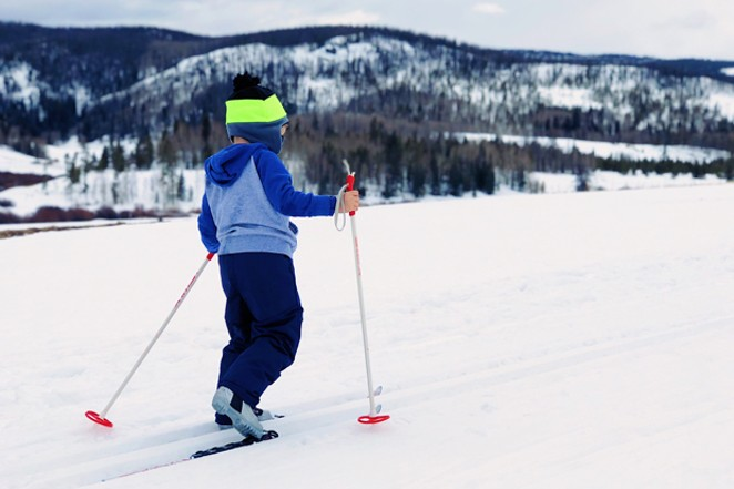 Nordic skiing is fun for the whole family. - UNSPLASH