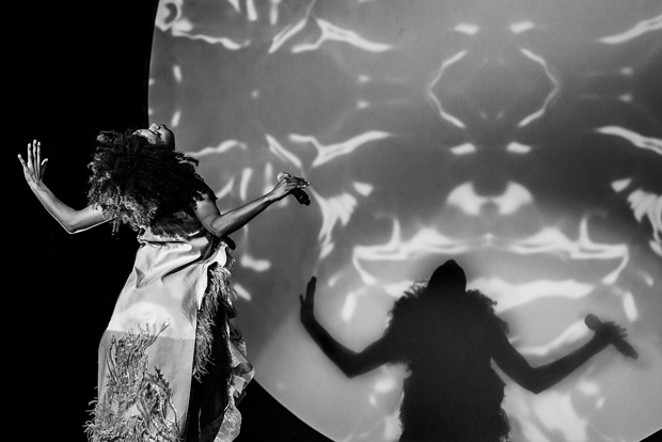 Esperanza Spalding is known throughout the musical world for her creativity. - CARMEN DANESHMANDI