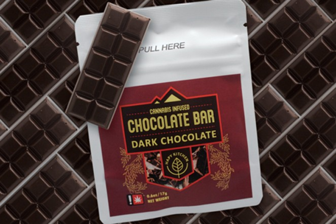 Chocolate baby, you're so square, but I don't care. - COURTESY HAPY KITCHEN
