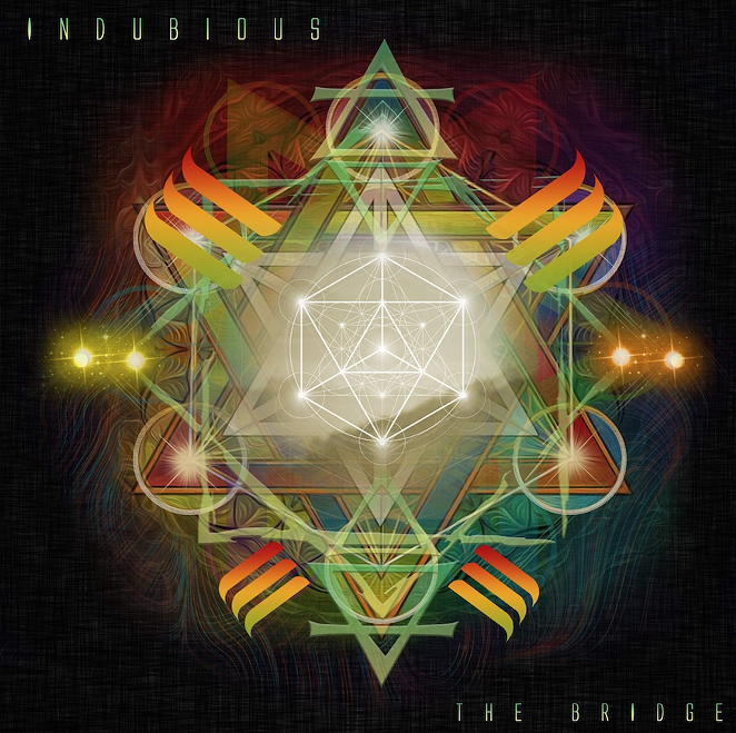 Album art for Indubious's newest release - COURTESY INDUBIOUS
