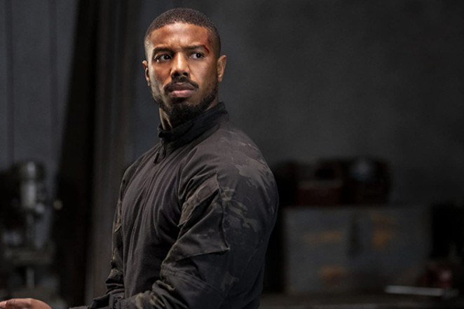 """Michael B. Jordan carries """"Without Remorse"""" effortlessly, as always. - COURTESY OF AMAZON"""