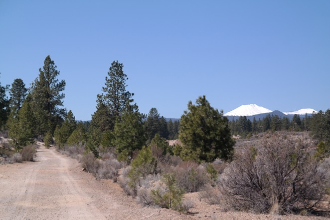 The Outback Trail connects Shevlin and Discovery Parks in west Bend, and is the newest trail from Bend Parks and Rec. - COURTESY BEND PARKS AND REC.