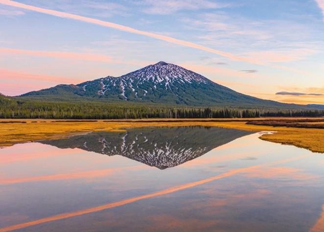 Mt Bachelor Sunset - NIKOLAUS WILLIAMS