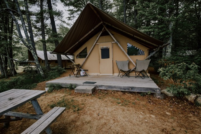 The accessory dwelling units would have to be kept under 900 square feet, meaning it likely won't be able to hold anything larger than a two-bedroom unit. - ANDREA DAVIS / UNSPLASH