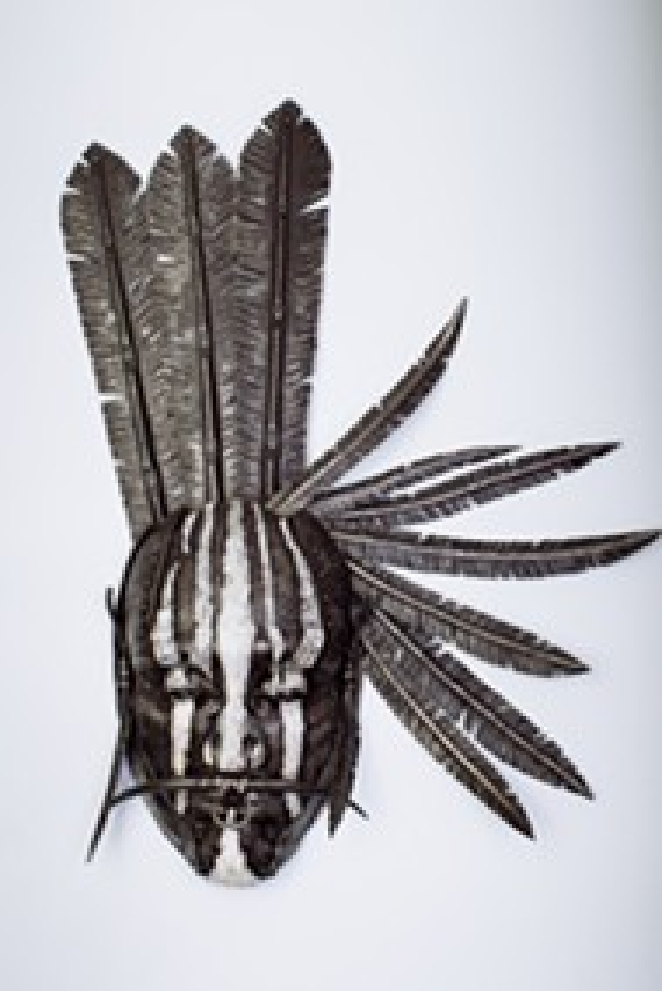 Anton Yakusheva, Russian artist, Hand steel. - COURTESTY COMAG