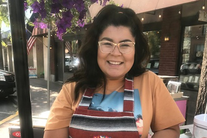 Chulitas Authentic Juice Bar Owner Oliva Carrasco. - SUBMITTED