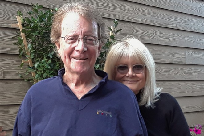 Out of Thin Air co-founders Renny Temple and Caren Kaye. - SUBMITTED