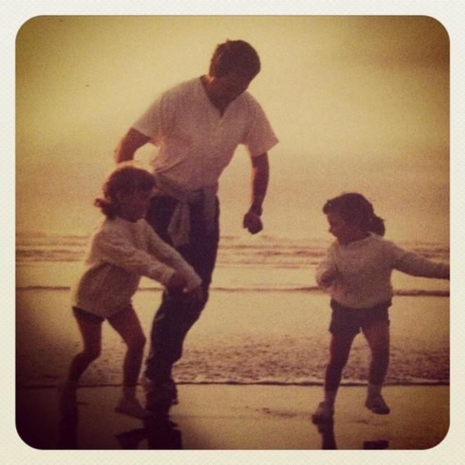 Cannon Beach memories. - PHOTO TAKEN BY KALINA MOORE