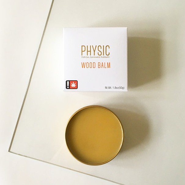 Wood Balm Topical - PHYSIC BRAND