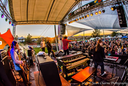 JASON CHARME PHOTOGRAPHY. PHOTOS COURTESY OF 4 PEAKS MUSIC FESTIVAL