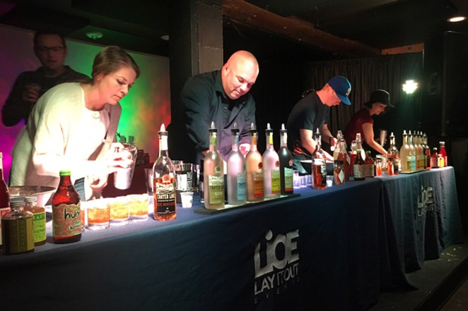 Central Oregon bartenders face off in prelims, vying to reach the Bite of Bend final round - ASHLEY SARVIS