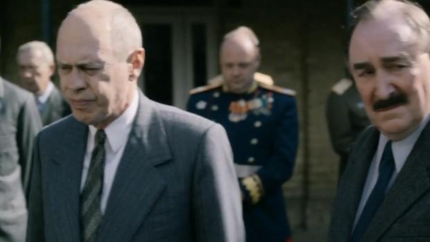 Steve Buscemi as Nikita Khrushchev - IMDB