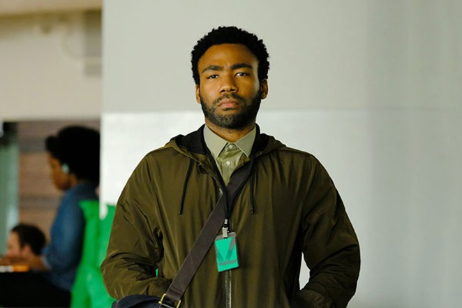 "Donald Glover in ""Atlanta."" - IMDB.COM"