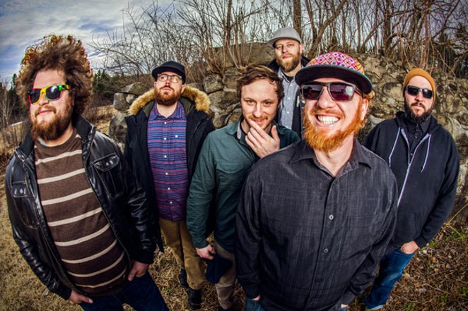 Catch Roots of Creation performing reggae-inspired Grateful Dead covers at Volcanic 5/2. - JOSH COFFMAN