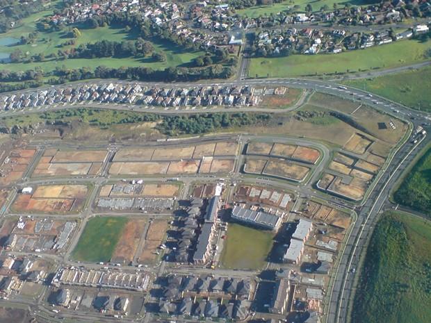 A subdivision in the U.S. - WIKIMEDIA