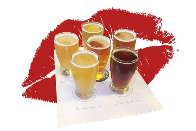 Are your lips ready for six sours in one sitting? - SUBMITTED