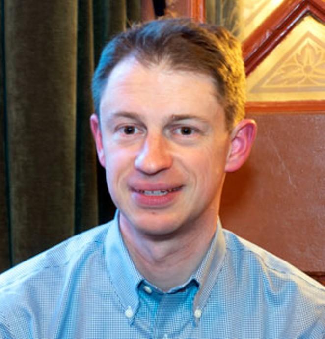 David Welton - CHRIS MILLER