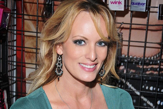 Ladies and gentlemen, Ms. Stormy Daniels. - SUBMITTED