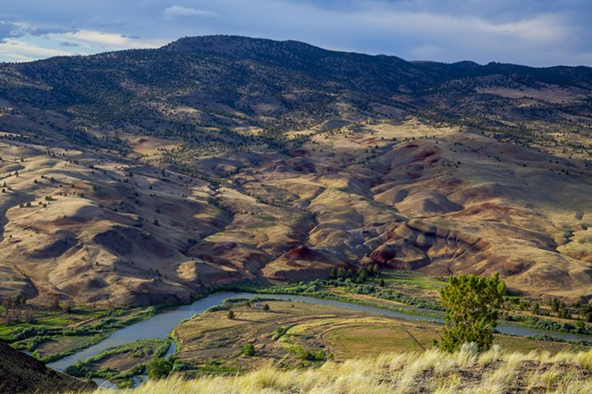 The Wild and Scenic John Day river. - FLICKR