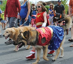 Do you own thing at the 4th of July Pet Parade. - BEND PARK AND REC.