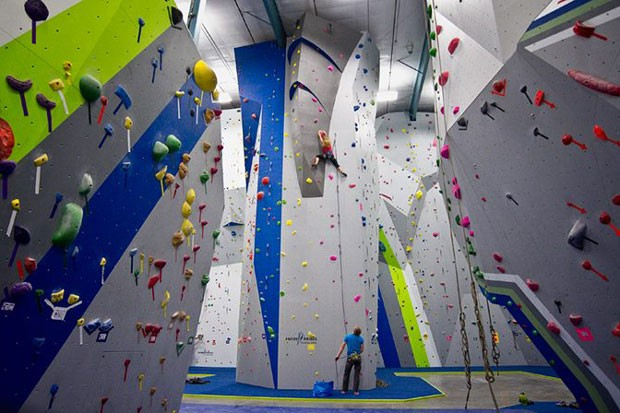 Bend Rock Gym - SUBMITTED