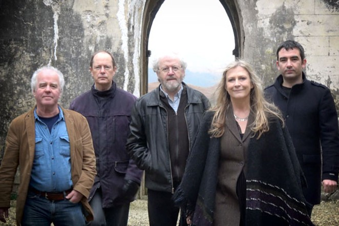 Mairead Ní Mhaonaigh and Altan perform the traditional Irish music of their heritage as part of the Sisters Folk Festival Free Summer Concert Series. - SUBMITTED.
