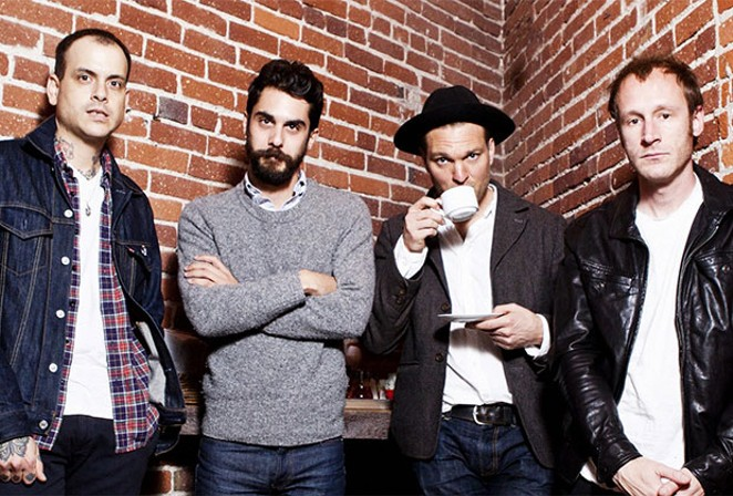 Cold War Kids play Sept. 1 at Oregon Spirit Distillers - SUBMITTED
