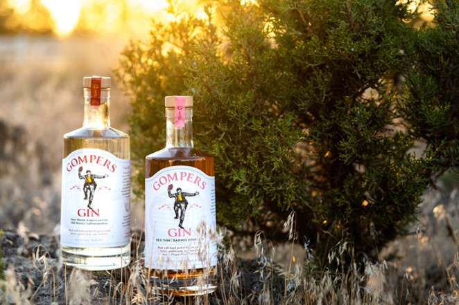 Waterman Distillery will be the Redmond, Ore. home of award-winning Gompers Gin - DAYLENE W PHOTOGRAPHY