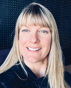 Sandy Visnack, executive director of Bend Endurance Academy - SUBMITTED