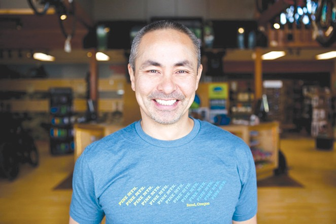 Dan McGarigle, owner of Pine Mountain Sports - SUBMITTED