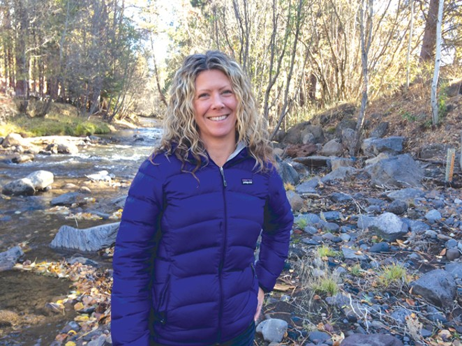 Kolleen Miller, education director, Upper Deschutes Watershed Council - SUBMITTED