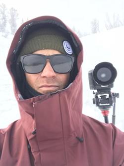 "Central Oregon filmmaker Pete Alport, who shot and edited ""Low Pressure."" - PETE ALPORT"