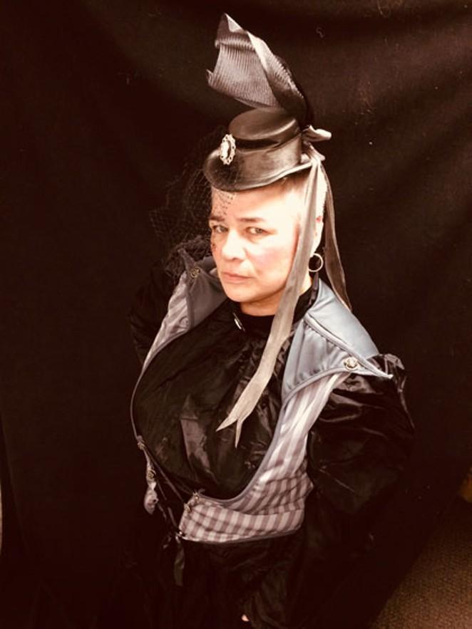 Susan Quesada as Miss Monks. - ALAN ZALEWSKI