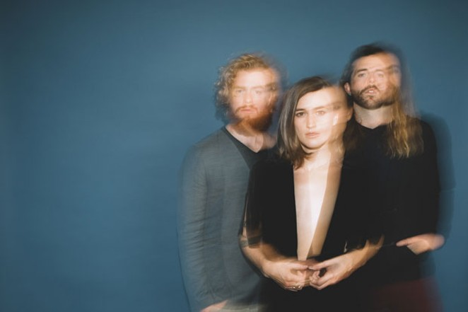 It's only a matter of time before seeing The Ballroom Thieves at an intimate venue like Volcanic Theatre Pub is a blur of a memory. See them in Bend on Saturday, 10/20. - STEPHANIE BASSOS