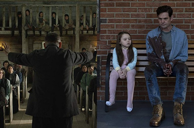 Nothing is OK about either of these images. Like at all. - COURTESY OF NETFLIX