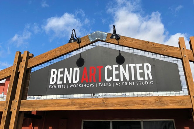 Bend Art Center offers a place for artists to learn and the community to experience art. - TEAFLY PETERSON