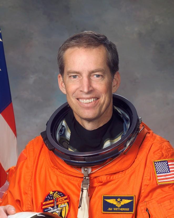 Wetherbee says mental discipline helped him in music as well as his career. - NASA
