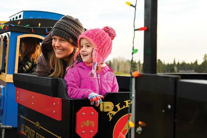 Celebrate the holidays in style at Sunriver Resort. - SUBMITTED