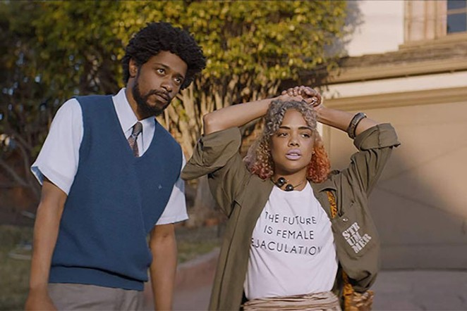 """""""Sorry to Bother You."""" - COURTESY OF NBC"""