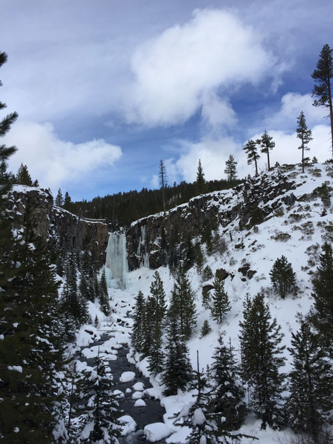 Tumalo Falls. - CAITLIN RICHMOND